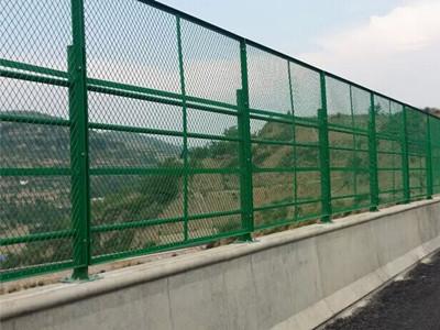 浙江桥梁防抛网围栏