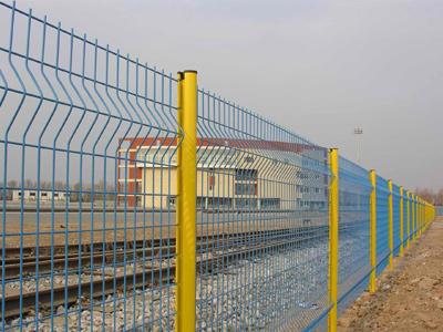 宁夏铁路防护网