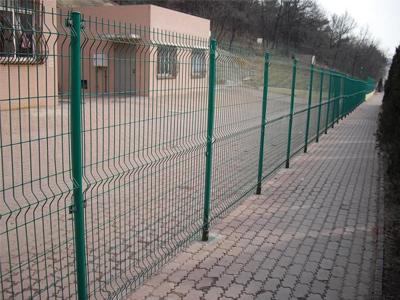 宁夏双边丝护栏网
