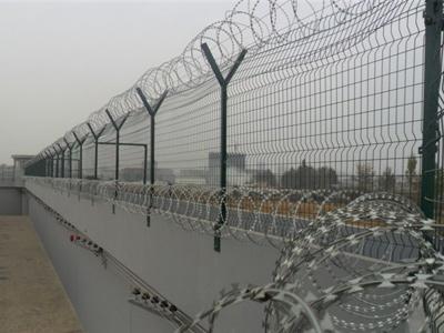 宁夏监狱隔离护栏网